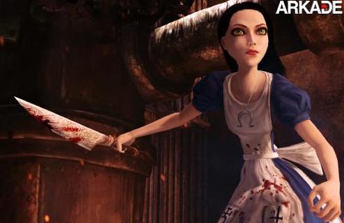 Alice: Madness Returns ganha trailer bastante dark e sangrento