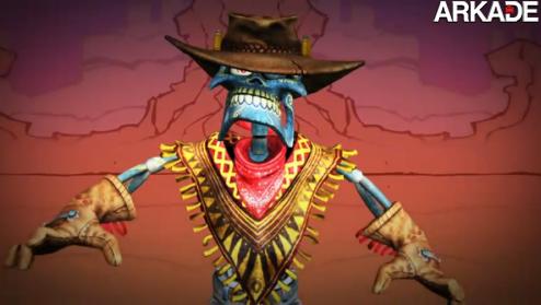 Gunstringer: novo jogo de tiro é anunciado para o Microsoft Kinect