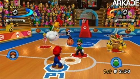 Mario Sports Mix é o grande lançamento da semana; confira outros