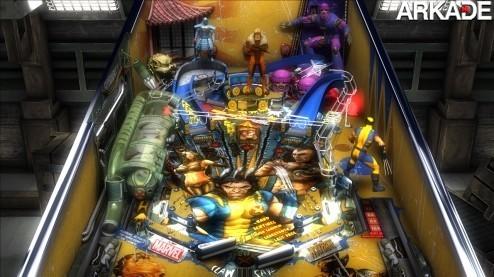 Promoção: Ganhe o jogo Marvel Pinball para Xbox 360!
