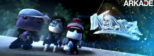 Banda pop britânica usa LittleBigPlanet 2 para criar novo videoclipe