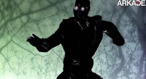 Noob Saibot estará no novo Mortal Kombat, veja o vídeo de gameplay