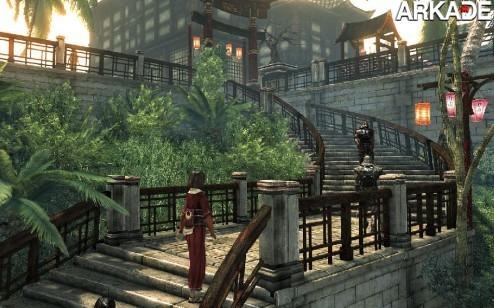 Two Worlds II - Review: muito conteúdo para embalagem mediana