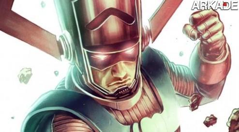 Galactus, o chefão final de Marvel Vs. Capcom 3 ganha trailer oficial