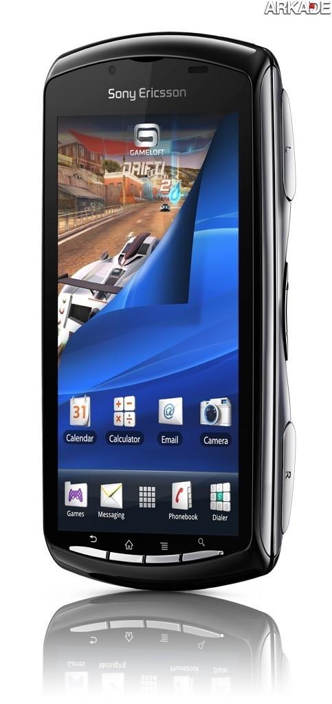 Xperia Play (PlayStation Phone): conheça todos os seus detalhes