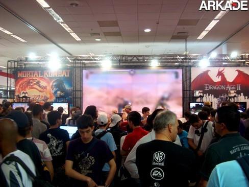 GameWorld 2011: Veja a cobertura que a equipe Arkade fez do evento