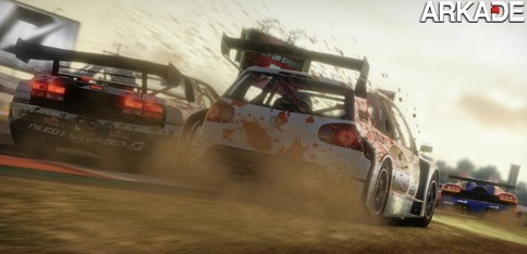 Shift 2 Unleashed e Nascar 2011 aceleram os lançamentos da semana