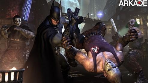 Batman Arkham City recebe novo trailer repleto de ação