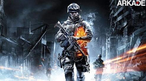 Battlefield 3 (PC, X360, PS3) ganha belo trailer de gameplay