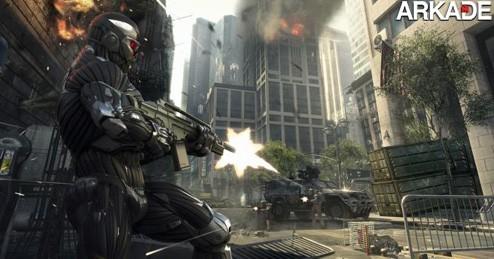 Crysis 2 recebe novo trailer e demo para PC