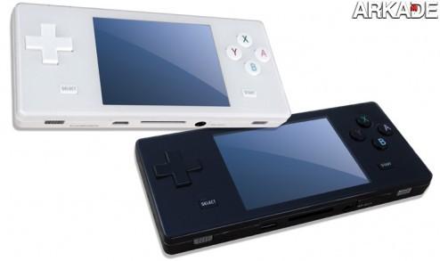 Dingoo, o portátil retrô criado para rodar games clássicos