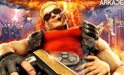 videos Trailer de Duke Nukem Forever mostra o gameplay do jogo