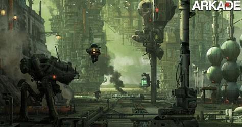 Hawken: um FPS que terá batalhas de robôs em cidades futuristas