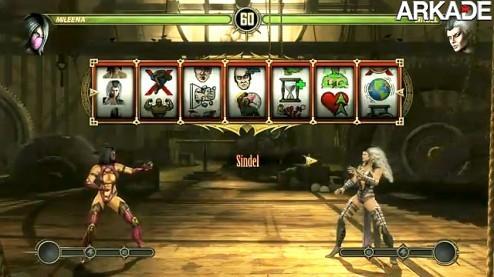 Modo Challenge Tower de Mortal Kombat: 300 desafios e fases bônus