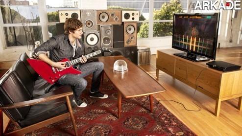 Ubisoft anuncia Rocksmith: a evolução dos games musicais