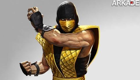 Scorpion passa cantada em Mileena em novo vídeo de Mortal Kombat