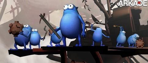 Swarm: game sádico de plataforma chega ao PS3 e X360, veja o trailer