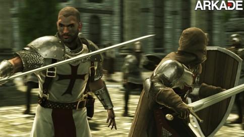The First Templar: conheça o primo de Assassin´s Creed
