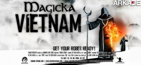Paradox anuncia Magicka Vietnam; confira o trailer