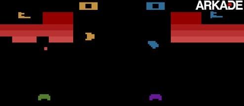 Warlords, clássico do Atari, será refeito em alta definição