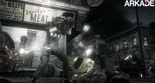 Leon morre no novo trailer de Resident Evil: Operation Raccoon City
