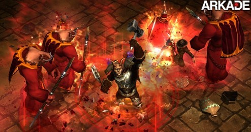 Mythos, o MMORPG gratuito estilo Diablo, já está disponível