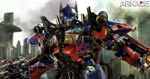 Transformers 3 - Dark of the Moon: confira o novo trailer do filme!