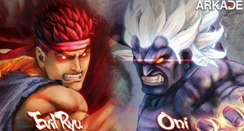 noticias Super Street Fighter IV receberá lutadores novos da versão arcade