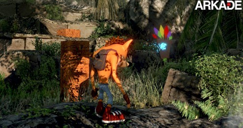 Crash Bandicoot Return: um clássico na engine de Crysis