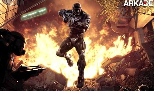 Crysis 2 (PC, PS3, X360) Review: Muita ação em um FPS quase perfeito