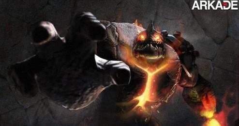 Darkspore e Mythos, ambos para PC, são os destaques da semana