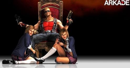 Strippers, big foots e aliens no novo trailer de Duke Nukem Forever