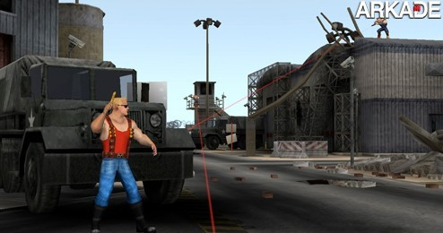 Duke Nukem: Critical Mass (PSP, DS) Review - Testosterona portátil
