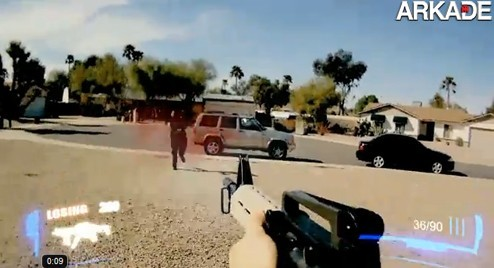 noticias Vídeo mostra como seriam os killstreaks de call of duty na vida real