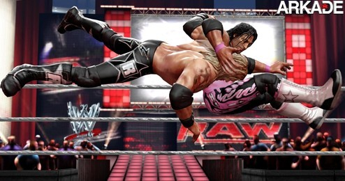 WWE All Stars (PS3, X360, PS2, PSP, Wii) Review - Pancadaria cartunesca