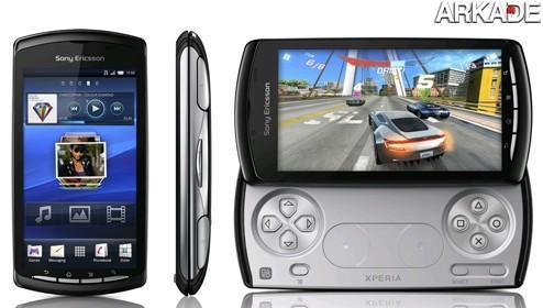 especiais Xperia Play: Reviews, jogos e tudo sobre o Playstation Phone