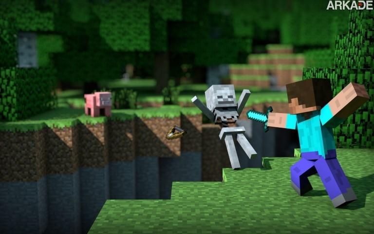 21726 minecraft Ainda não jogou Minecraft? Jogue o de graça por 90 minutos
