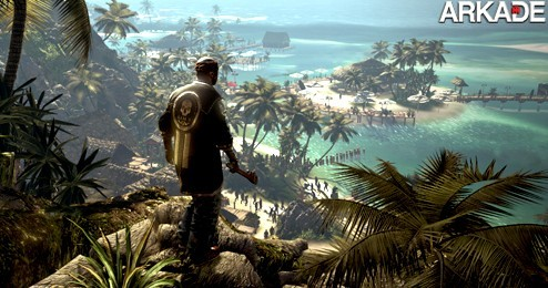 deadisland ilha Dead Island (PC, PS3, X360) Preview: O paraíso se transforma em inferno
