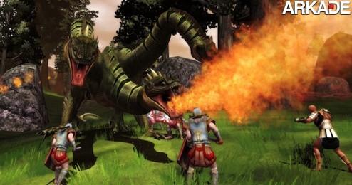 Gods & Heroes: Confira o trailer deste promissor MMORPG mitológico