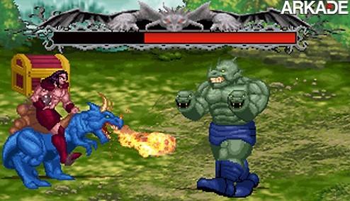 Golden Axe Myth: fãs criam novo game para homenagear o clássico