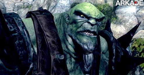 orcs Of Orcs and Men: um RPG ao contrário, onde os Orcs são os mocinhos