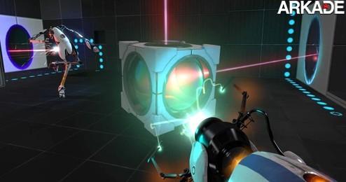 Portal 2 (PC, PS3, X360) Review: Criatividade, raciocínio e diversão