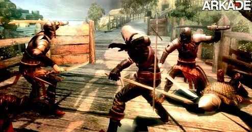 The Witcher 2 mostra seus golpes e magias em trailer de combate