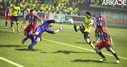 FIFA 12 X PES 2012: qual será o melhor game de futebol de 2012?