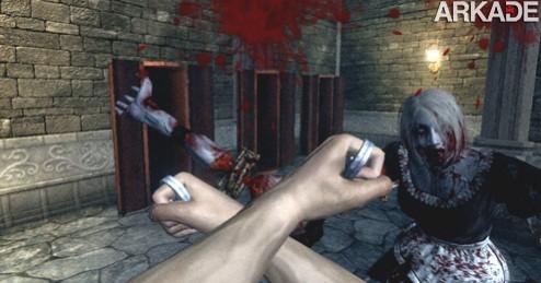 Rise of Nightmares: o primeiro game de terror para o Kinect