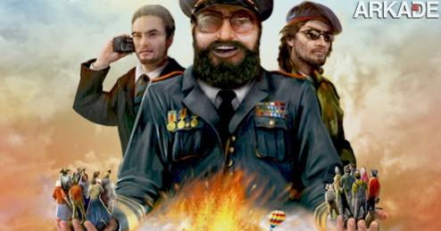 """Tropico 4: seja """"El Presidente"""" de sua própria ilha paradisíaca"""