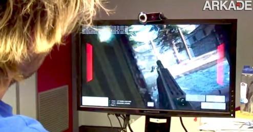 Esqueça o Kinect: use sua webcam para jogar Half-Life c/ movimentos
