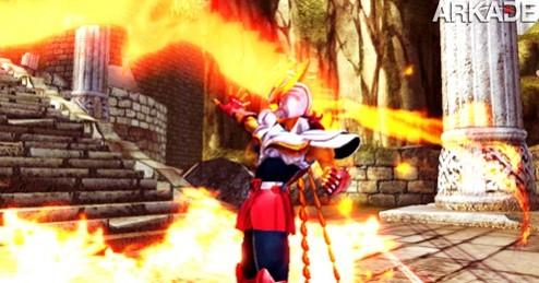 Cavaleiros do Zodíaco: veja o trailer do game de Playstation 3