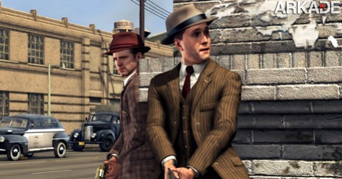 L.A. Noire (PS3, X360) Review: Investigações realistas com ar retrô