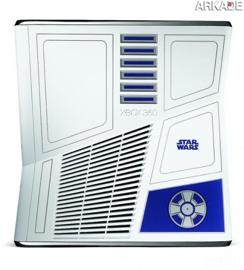 5960252896 1ea5e51f3c z1 Xbox 360 vai ganhar edição especial que homenageia Star Wars!